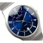 スカーゲン SKAGEN  北欧の精神を感じる腕時計