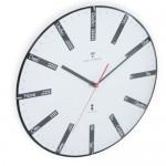 壁掛け時計なのに電波できっちり正確な時を刻む!おすすめはコレ!【ottostyle.jp 電波掛け時計】